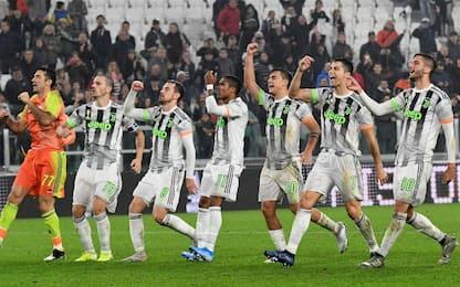 """Juve-Genoa, bianconeri in campo con una nuova maglietta """"fluo"""""""