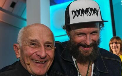 Jovanotti regala una canzone a Don Gino Rigoldi per i suoi 80 anni