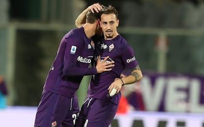 Fiorentina-Parma 1-1: video, gol e highlights della partita di serie A
