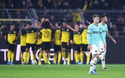 Champions League, Borussia Dortmund-Inter 3-2: gol e highlights VIDEO
