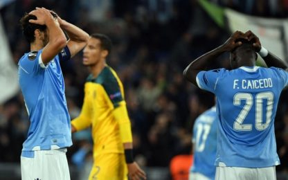 Europa League, Lazio ko: vince il Celtic