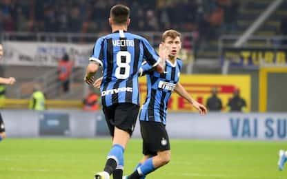 Inter-Verona 2-1: video, gol e highlights della partita di Serie A