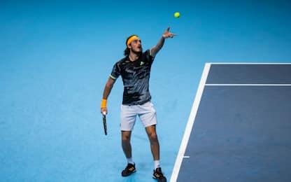 Tennis, sarà Tsitsipas-Thiem la finale delle ATP Finals 2019