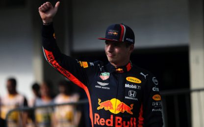 Formula 1, Gp Brasile: vince Verstappen. Video highlights della gara