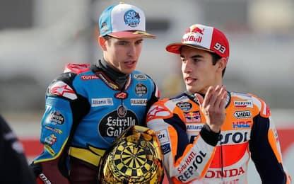 MotoGp, Honda targata Marquez: Alex raggiunge il fratello Marc