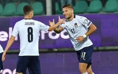 Euro 2020, Italia travolge Armenia e chiude girone a punteggio pieno