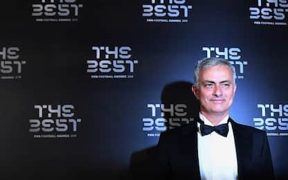José Mourinho: le immagini della carriera. FOTOSTORIA