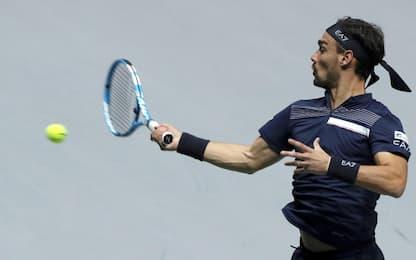 Tennis, Italia eliminata dalla Coppa Davis 2019