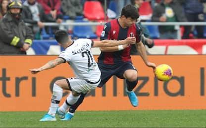 Bologna-Parma 2-2: gol, highlights e video del match di serie A