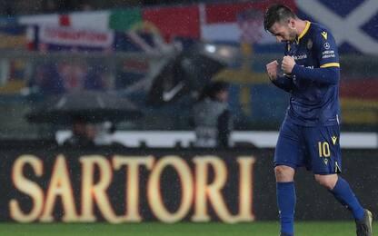 Verona-Fiorentina 1-0: gol e highlights della partita di Serie A