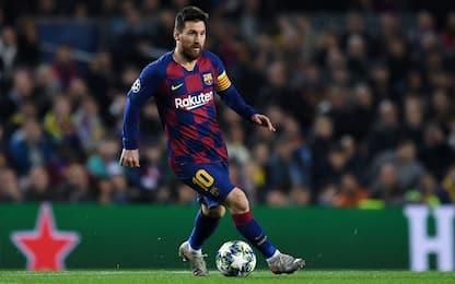 Messi verso il Pallone d'Oro 2019: oggi la cerimonia di consegna