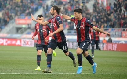 Bologna-Atalanta 2-1: video, gol e highlights della partita di Serie A