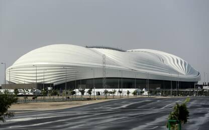 World Cup 2022, il nuovo stadio di Doha. FOTO