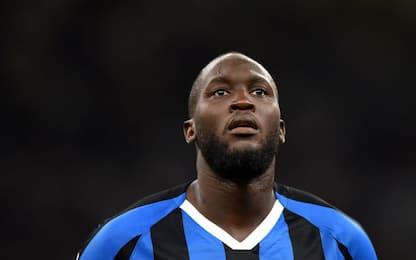 Romelu Lukaku, un gigante per l'attacco dell'Inter. FOTO