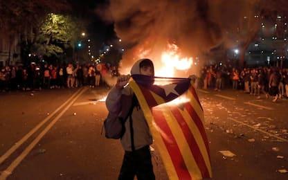 Barcellona-Real Madrid, feriti e arresti in scontri per El Clasico