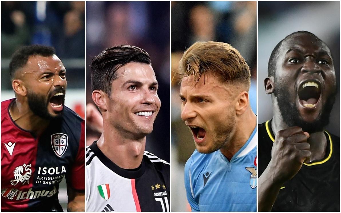 Serie A, Immobile guida la classifica marcatori. FOTO