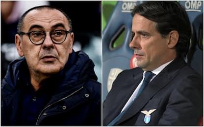 """Supercoppa, verso Juve-Lazio. Sarri: """"Puntare alla perfezione"""""""