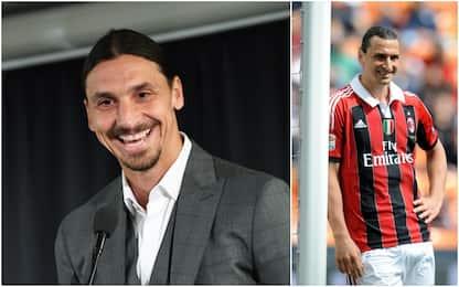 Milan, è ufficiale il ritorno di Zlatan Ibrahimovic dopo 7 anni