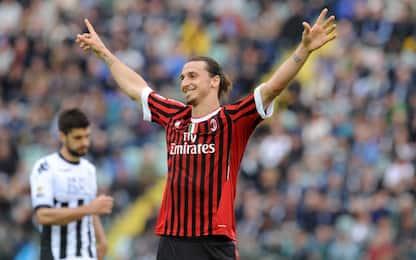 Ibrahimovic dice sì al Milan: contratto di 6 mesi