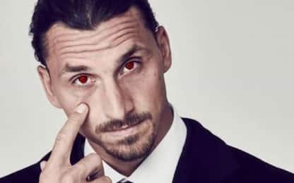 Ibrahimovic al Milan, l'indizio social: lo svedese è 'indiavolato'