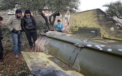 Siria, missili su scuola. Almeno 8 morti, 4 sono bambini