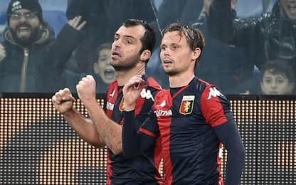 Genoa-Sassuolo 2-1: video, gol e highlights della partita di Serie A