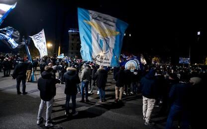 120 anni Lazio, la Capitale si tinge di biancoceleste. FOTO
