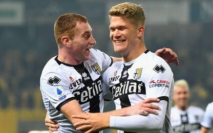 Parma-Lecce 2-0: video, gol e highlights della partita di Serie A