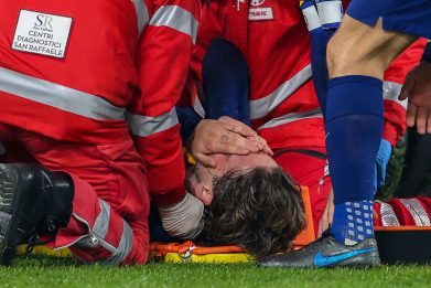 Infortunio Zaniolo, l'ortopedico: ogni anno 150.000 lesioni crociato