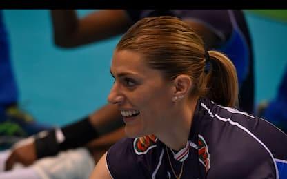 Francesca Piccinini, dall'esordio al ritiro: tutte le foto