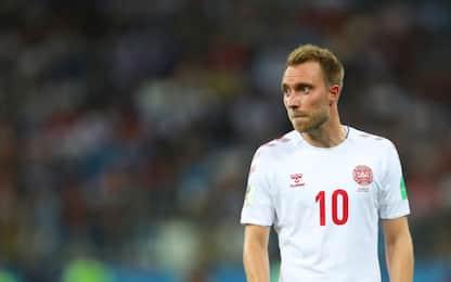 Eriksen, chi è il centrocampista danese dell'Inter