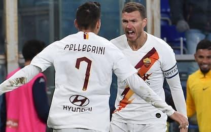 Genoa-Roma 1-3: video, gol e highlights della partita di Serie A