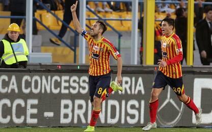 Lecce-Inter 1-1: video, gol e highlights della partita di Serie A