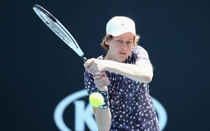 Australian Open, primo successo in uno Slam per Jannik Sinner