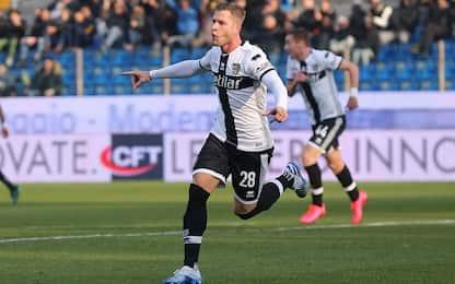 Parma-Udinese 2-0: video, gol e highlights della partita di Serie A