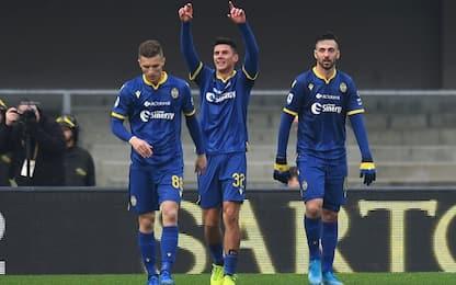Verona-Lecce 3-0: video, gol e highlights della partita di Serie A