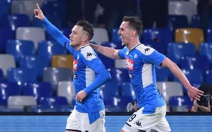 Napoli-Juventus 2-1: video, gol e highlights della partita di Serie A