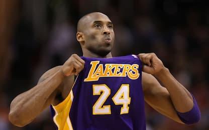Kobe Bryant morto in un incidente in elicottero