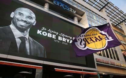 Kobe Bryant, morta l'ex stella Nba: cosa sappiamo sull'incidente