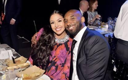Kobe Bryant, il patto con la moglie: mai insieme sull'elicottero