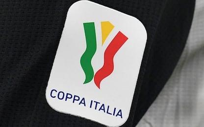 Coppa Italia, anticipate le semifinali: si giocherà il 12 e 13 giugno