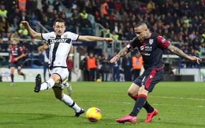 Cagliari-Parma 2-2: video, gol e highlights della partita di Serie A