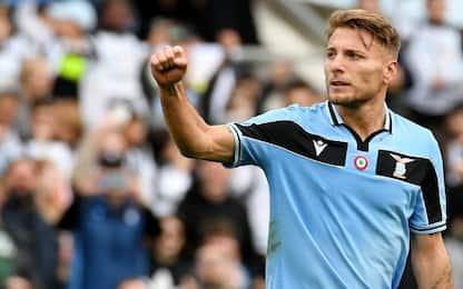 Lazio-Spal 5-1: video, gol e highlights della partita di Serie A