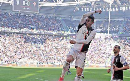 Juve-Fiorentina 3-0: video, gol e highlights della partita di Serie A