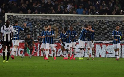 Serie A, Udinese-Inter 0-2. FOTO