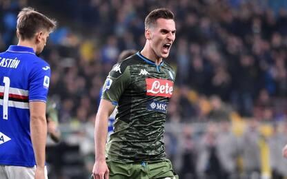 Sampdoria-Napoli 2-4: video, gol e highlights della partita di Serie A