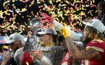 Super Bowl: l'albo d'oro, le squadre che l'hanno vinto. FOTO