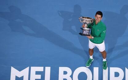 Novak Djokovic: dalla Serbia alla vetta del tennis mondiale