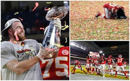 Super Bowl, Kansas City Chiefs battono San Francisco 49ers
