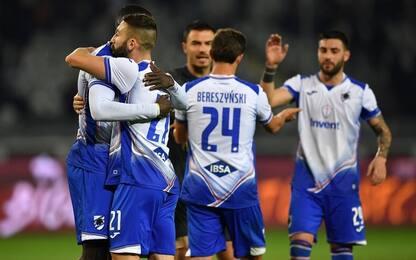Torino-Sampdoria 1-3: video, gol e highlights della partita di Serie A